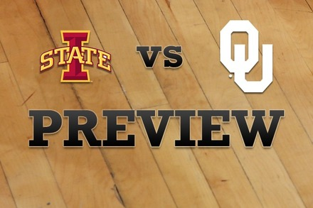 Iowa State vs. Oklahoma: Full Game Preview