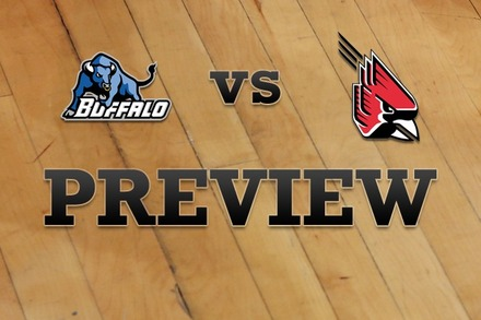 Buffalo vs. Ball State: Full Game Preview