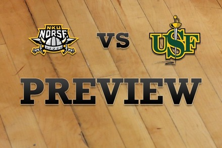Northern Kentucky vs. San Francisco: Full Game Preview
