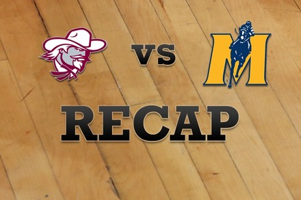 Eastern Kentucky vs. Murray State: Recap, Stats, and Box Score