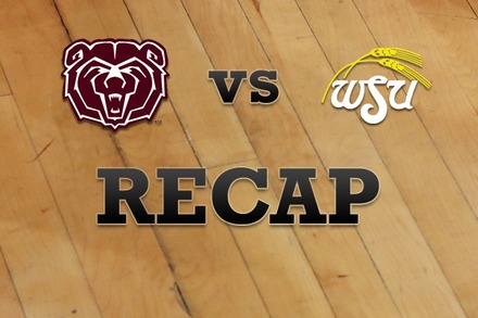Missouri State vs. Wichita State: Recap, Stats, and Box Score