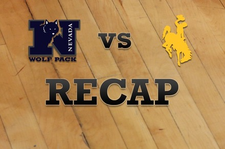 Nevada vs. Wyoming: Recap, Stats, and Box Score
