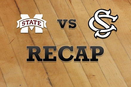 Mississippi State vs. South Carolina: Recap, Stats, and Box Score