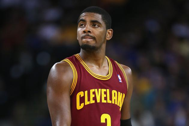 How Worried Should Cleveland Cavaliers Be About Kyrie Irving's Injury Woes?
