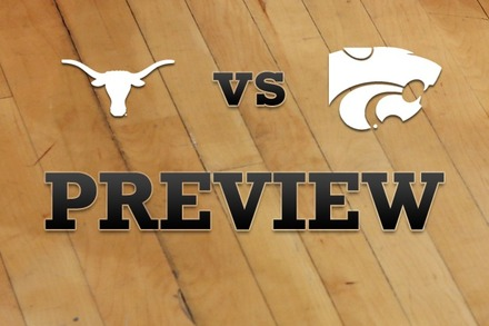 Texas vs. Kansas State: Full Game Preview