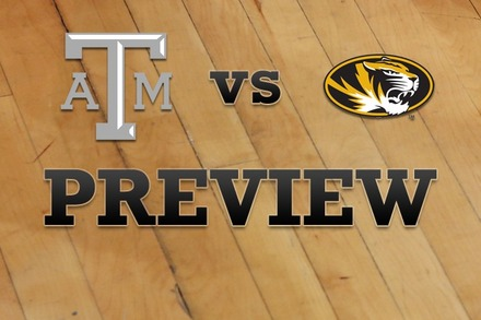 Texas A&M vs. Missouri: Full Game Preview