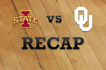 Iowa State vs. Oklahoma: Recap, Stats, and Box Score