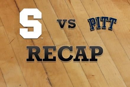 Syracuse vs. Pittsburgh: Recap, Stats, and Box Score