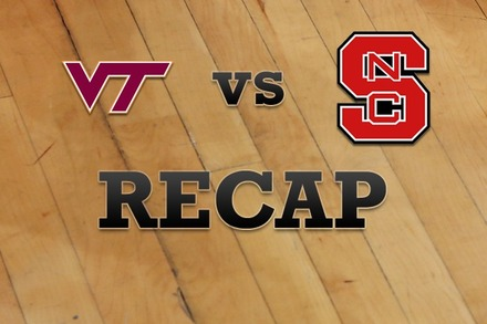 Virginia Tech vs. NC State: Recap, Stats, and Box Score