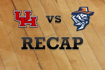 Houston vs. UTEP: Recap, Stats, and Box Score