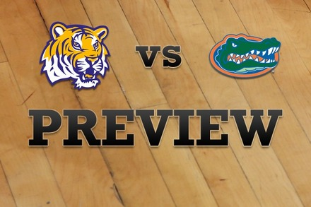 LSU vs. Florida: Full Game Preview