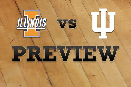 Illinois vs. Indiana: Full Game Preview