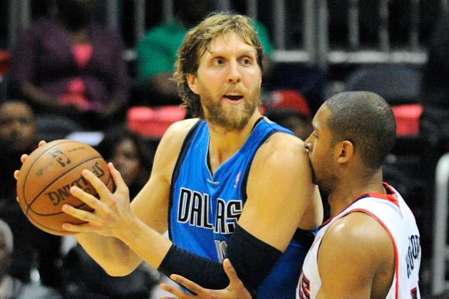 Collison, Dirk 'Still Believe' After Helping Mavs Set Season High in Points