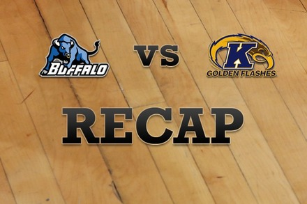 Buffalo vs. Kent State: Recap, Stats, and Box Score