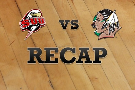 Southern Utah vs. North Dakota: Recap, Stats, and Box Score