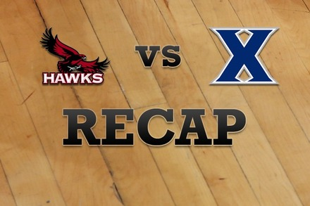 Saint Joseph's vs. Xavier: Recap, Stats, and Box Score