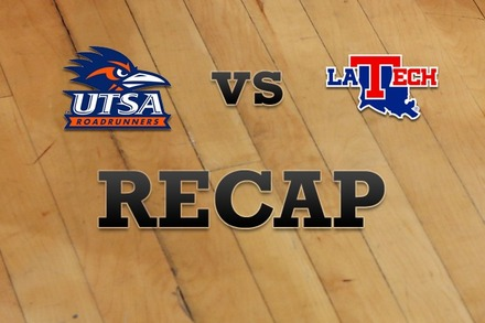 UTSA vs. Louisiana Tech: Recap, Stats, and Box Score