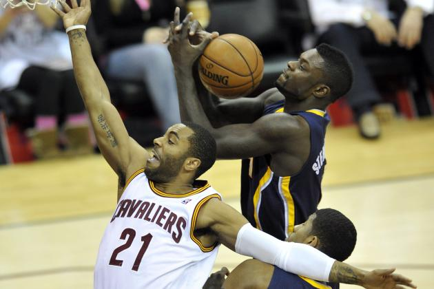 Indiana Pacers Have No Difficulty in Routing Cleveland Cavaliers, 111-90