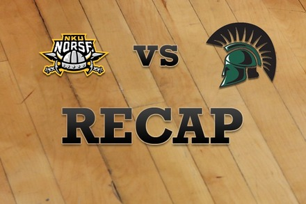 Northern Kentucky vs. USC Upstate: Recap, Stats, and Box Score
