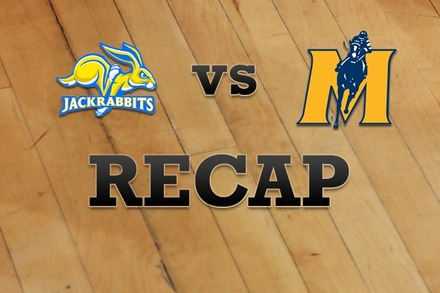 South Dakota State vs. Murray State: Recap, Stats, and Box Score