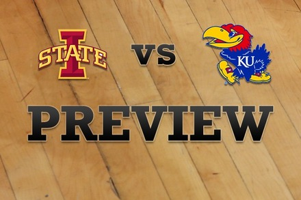 Iowa State vs. Kansas: Full Game Preview
