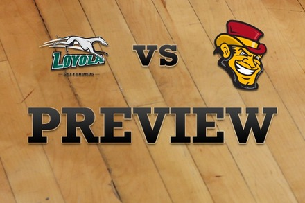 Loyola (MD) vs. Iona: Full Game Preview
