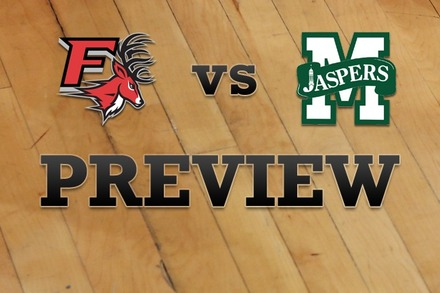 Fairfield vs. Manhattan: Full Game Preview