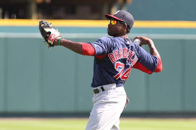 Boston Red Sox: Analyzing Whether Jackie Bradley Should Make the 25-Man Roster