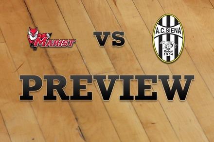 Marist vs. Siena: Full Game Preview