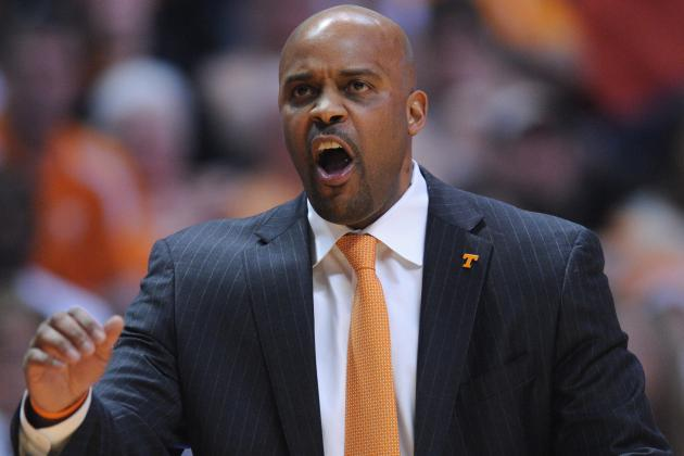 Tennessee's Cuonzo Martin Frustrated with Vols Being Left Out