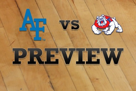 Air Force vs. Fresno State: Full Game Preview