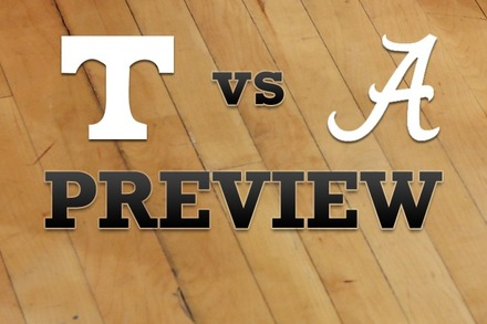 Tennessee vs. Alabama: Full Game Preview