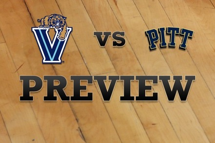Villanova vs. Pittsburgh: Full Game Preview