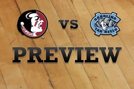 Florida State vs. North Carolina: Full Game Preview