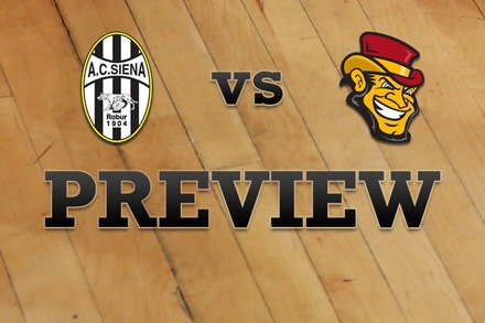 Siena vs. Iona: Full Game Preview
