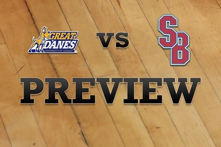 Albany vs. Stony Brook: Full Game Preview