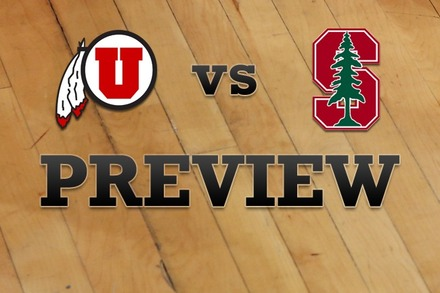 Utah vs. Stanford: Full Game Preview
