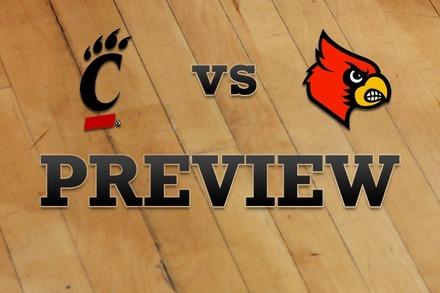 Cincinnati vs. Louisville: Full Game Preview