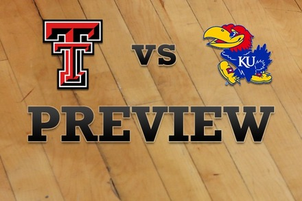 Texas Tech vs. Kansas: Full Game Preview