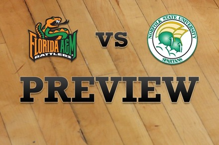 Florida A&M  vs. Norfolk State: Full Game Preview