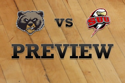 Montana vs. Southern Utah: Full Game Preview