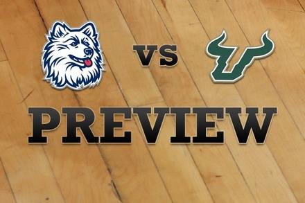 Connecticut vs. South Florida: Full Game Preview