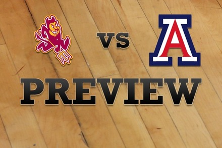 Arizona State vs. Arizona: Full Game Preview
