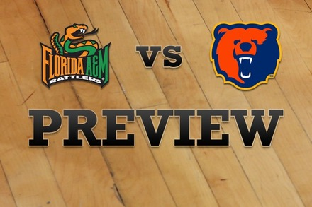 Florida A&M  vs. Morgan State: Full Game Preview