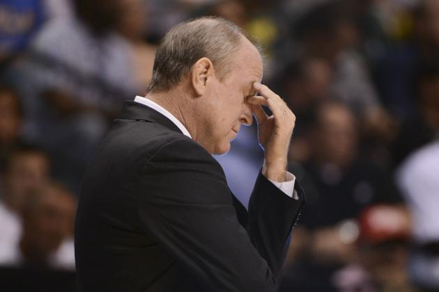 UCLA Coach Ben Howland's Future Is Fuzzy . . . as in 'Not Bright'