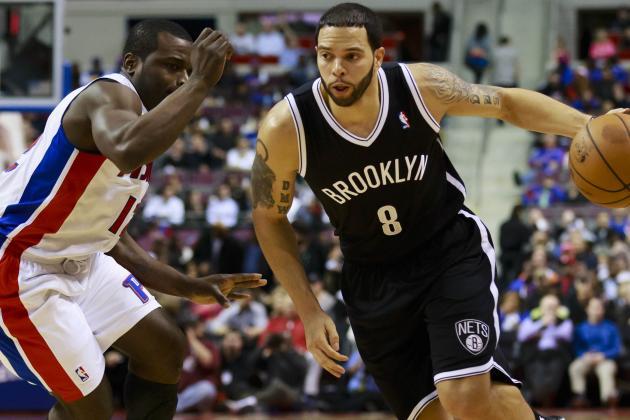 Rapid Reaction: Nets 119, Pistons 82