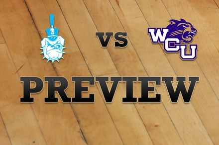 Citadel vs. Western Carolina: Full Game Preview