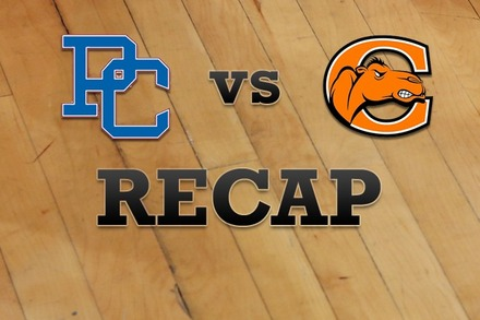 Presbyterian vs. Campbell: Recap, Stats, and Box Score