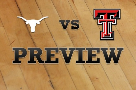 Texas vs. Texas Tech: Full Game Preview