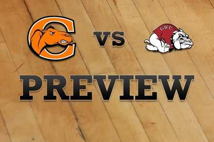 Campbell vs. Gardner-Webb: Full Game Preview